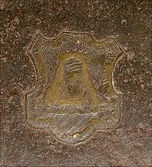 Christ the Man of Sorrows (1550s, vandalised)
