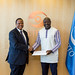 Presentation of Credentials by South Africa
