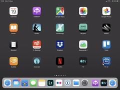 August 2019 iPad Springboard