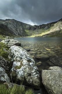 Llyn Idwal - Snowdonia, Ogwen Valley