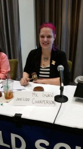 Chairperson Lipp
