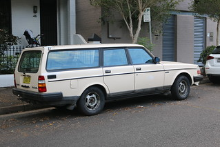 1988 Volvo 240GL Wagon