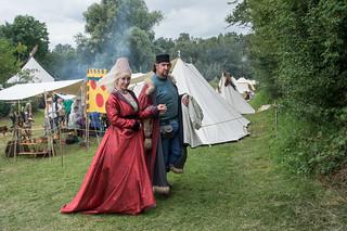 Tewkesbury Medieval Festival 2019