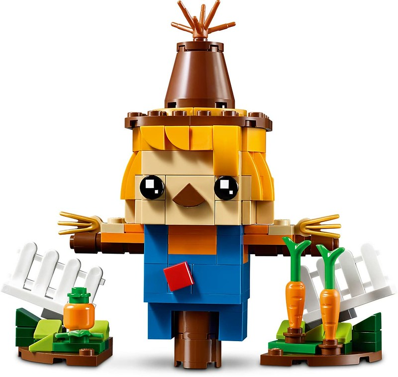 LEGO Seasonal BrickHeadz Scarecrow (40352)