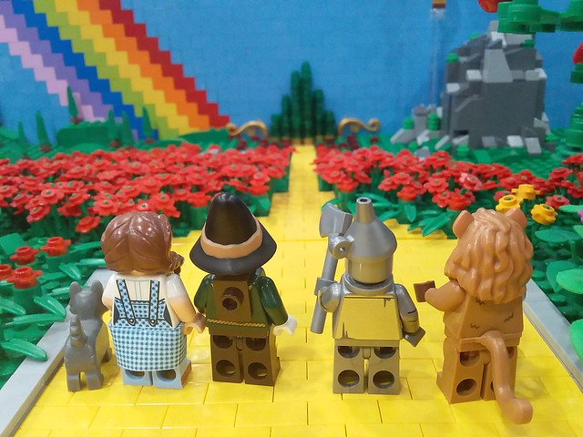 Wizard Of Oz - Over The Rainbow