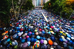 Hong Kong Protests, Victoria Park