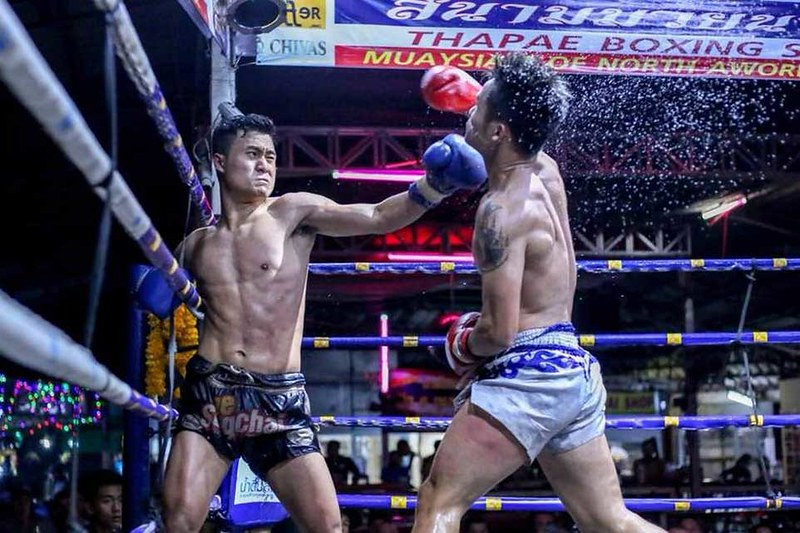 Thapae Boxing Stadium (Chiang Mai, Thailand) – Brochures, Info, Price & Travellers Reviews