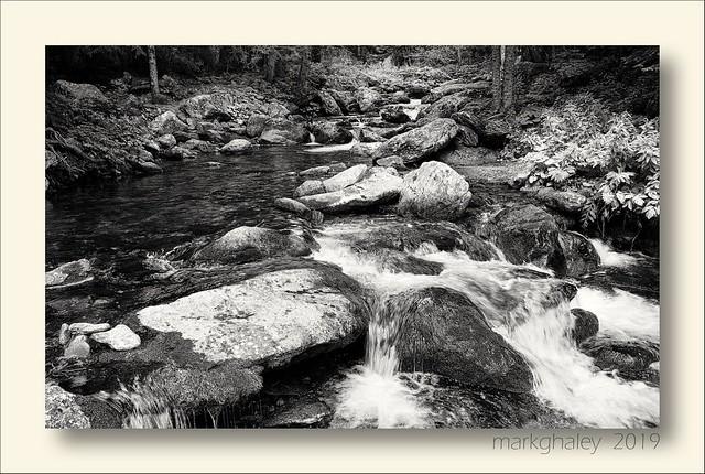 Waterfall, Mercantour