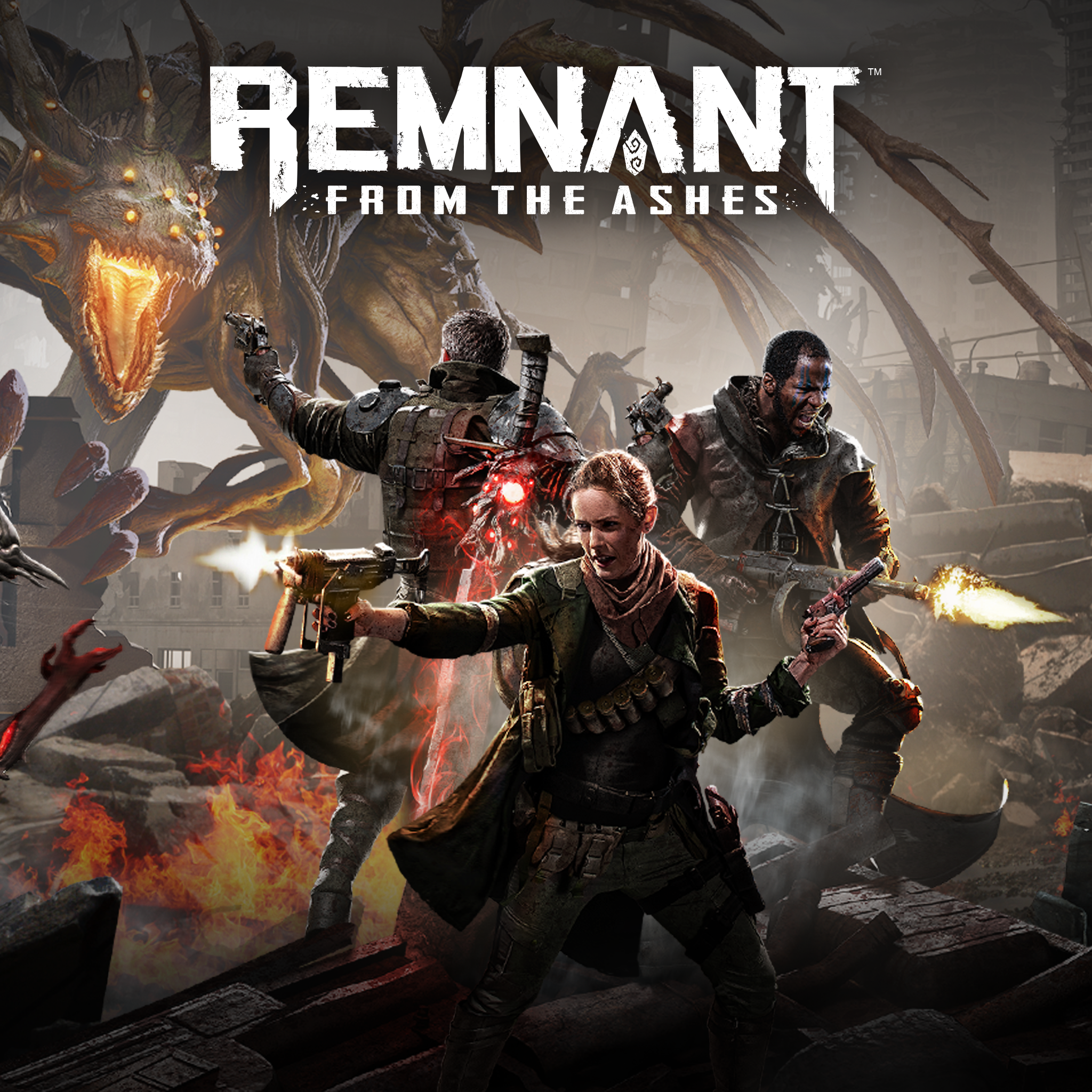 Thumbnail of Remnant: From the Ashes on PS4