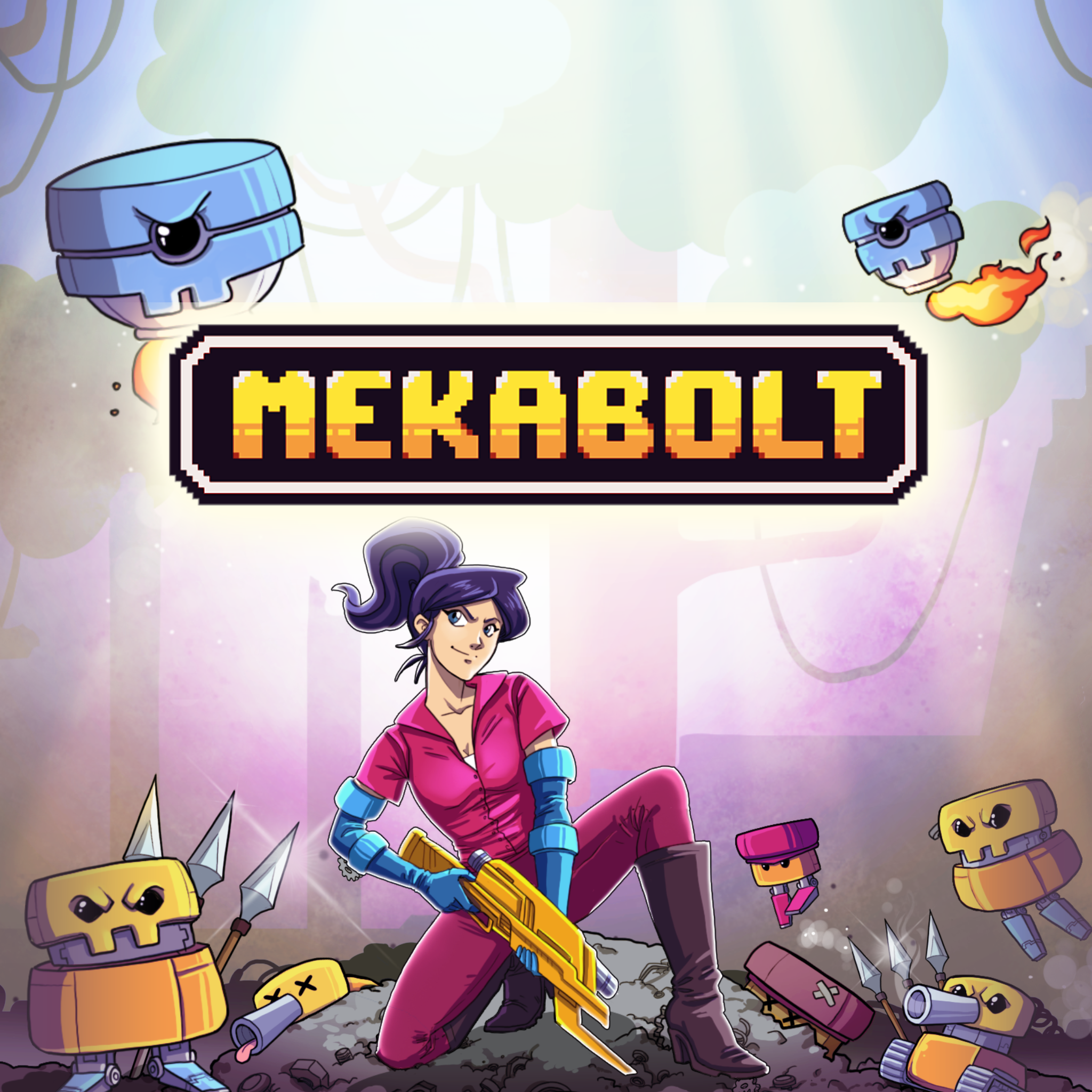 Thumbnail of Mekabolt on PS4