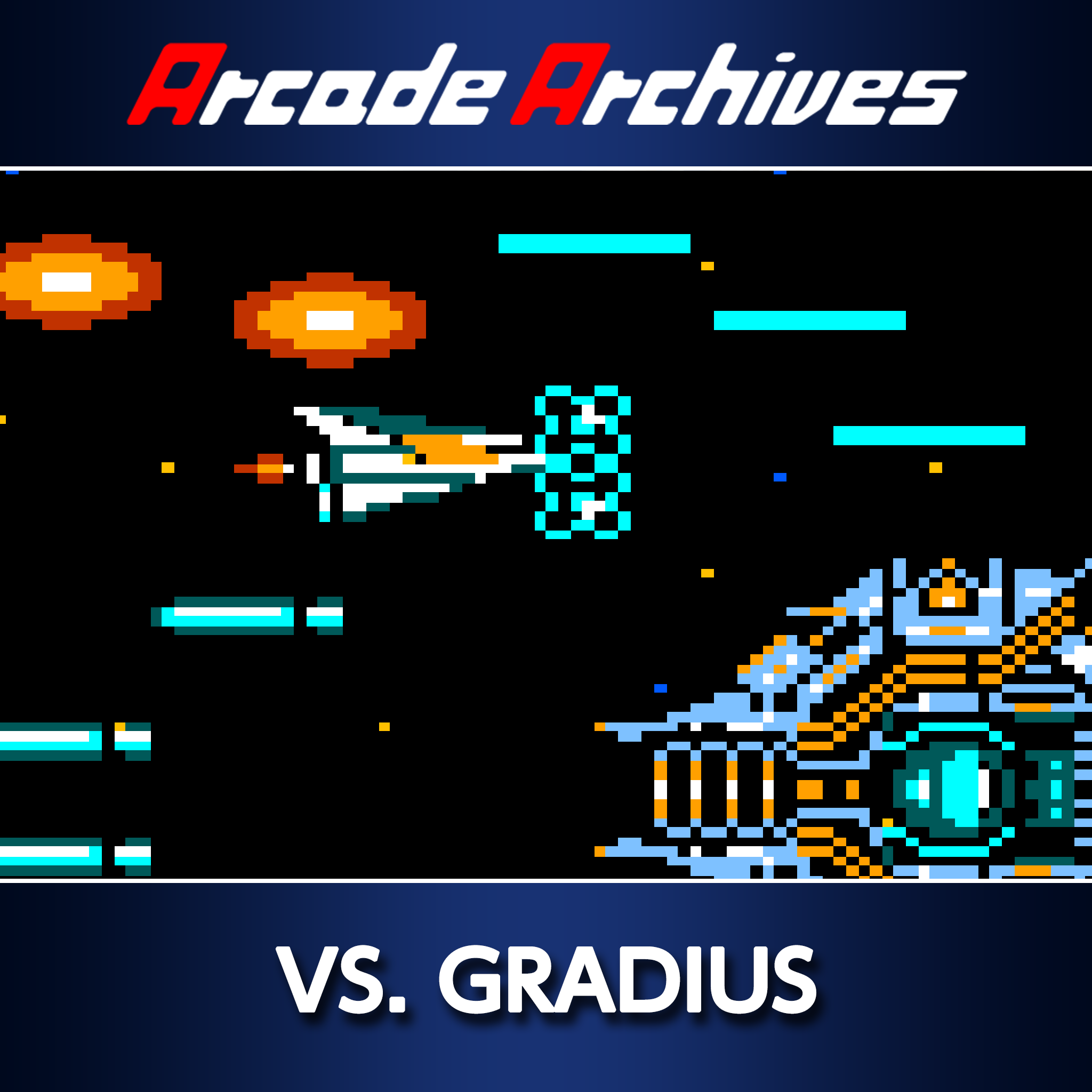 Thumbnail of Arcade Archives VS. GRADIUS on PS4