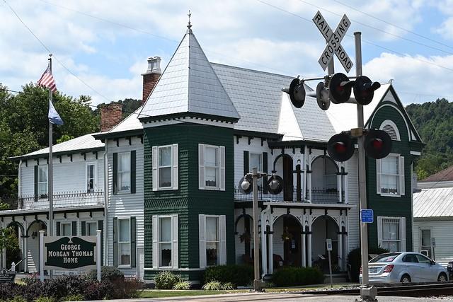 Museum at Vanceburg, Kentucky