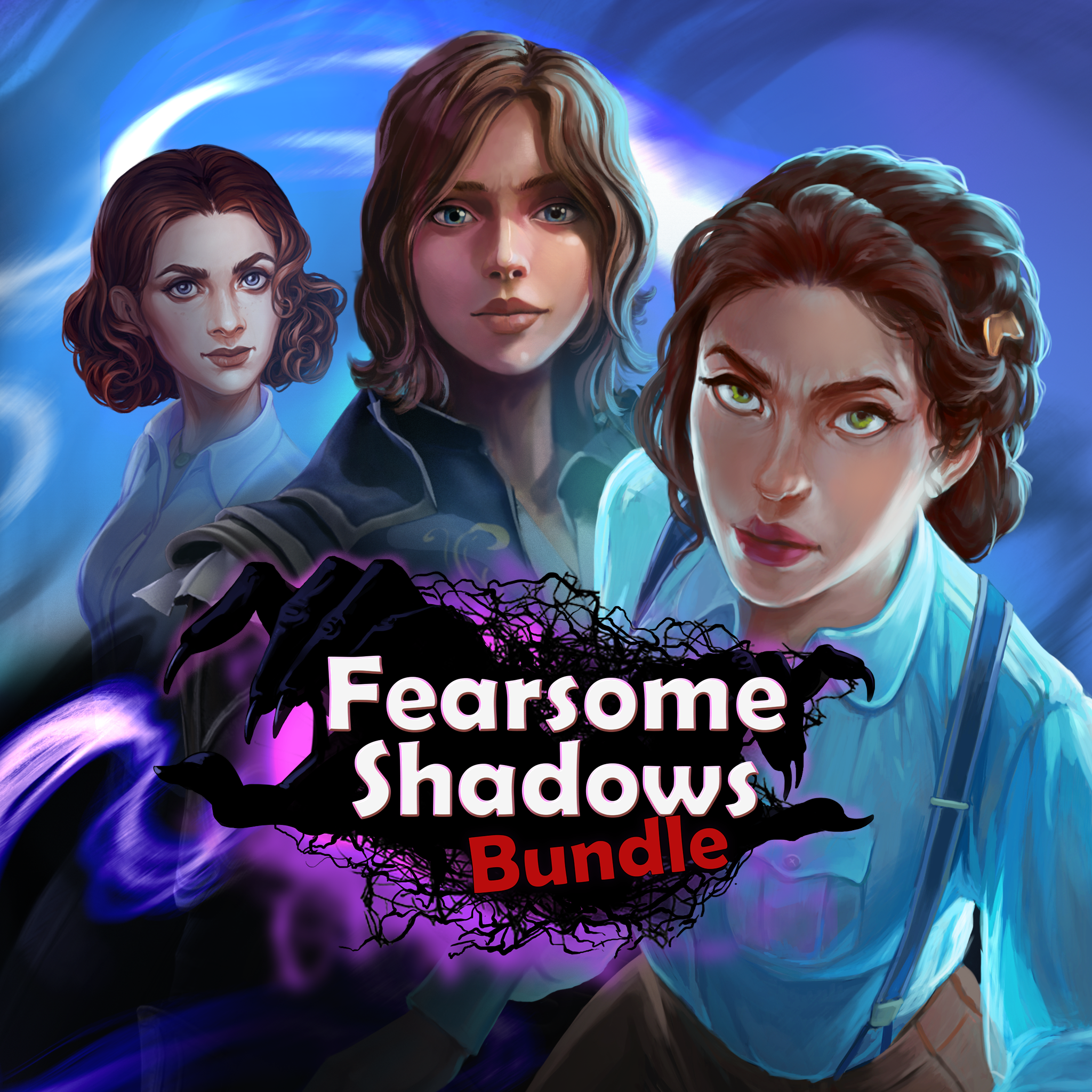 Thumbnail of Fearsome Shadows Bundle on PS4