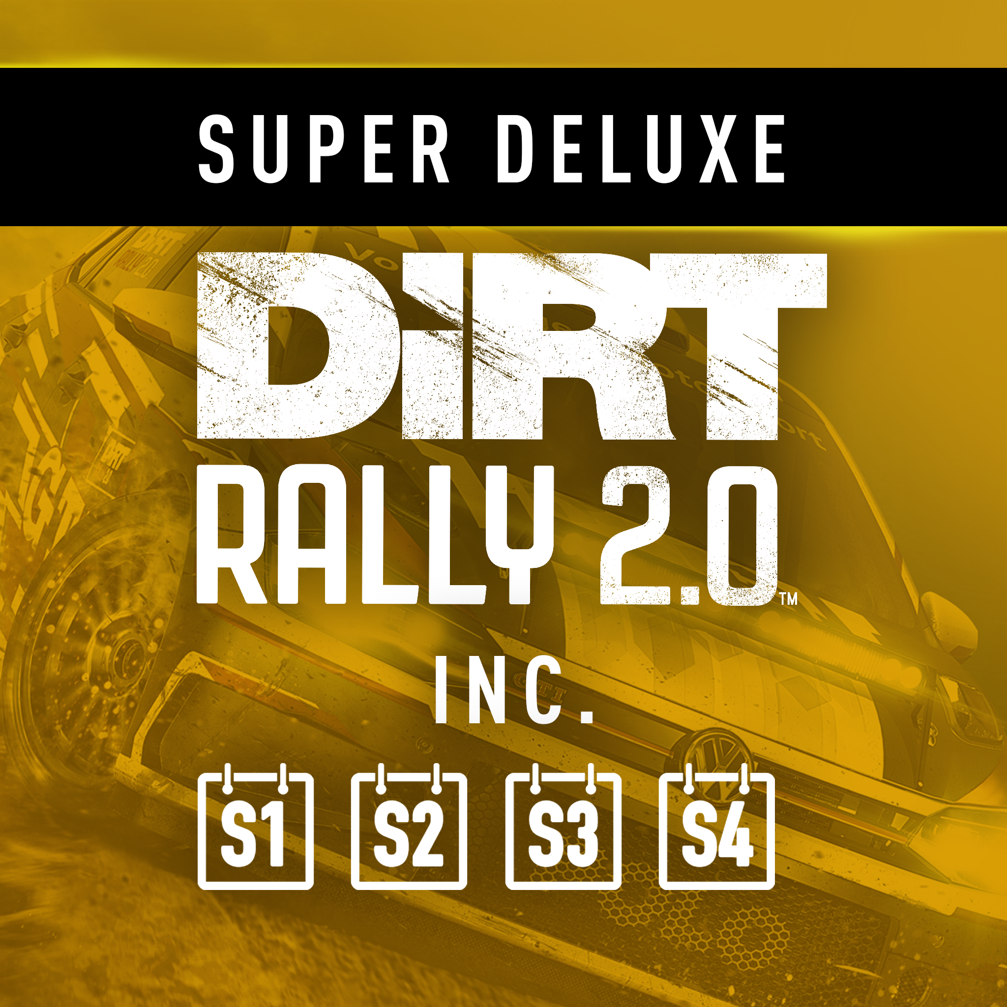 Thumbnail of DiRT Rally 2.0 - Super Deluxe Edition on PS4
