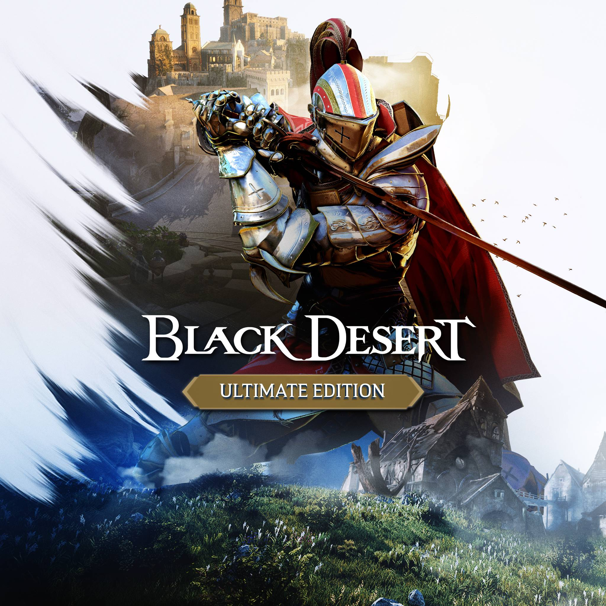 Thumbnail of Black Desert : Ultimate Edition on PS4