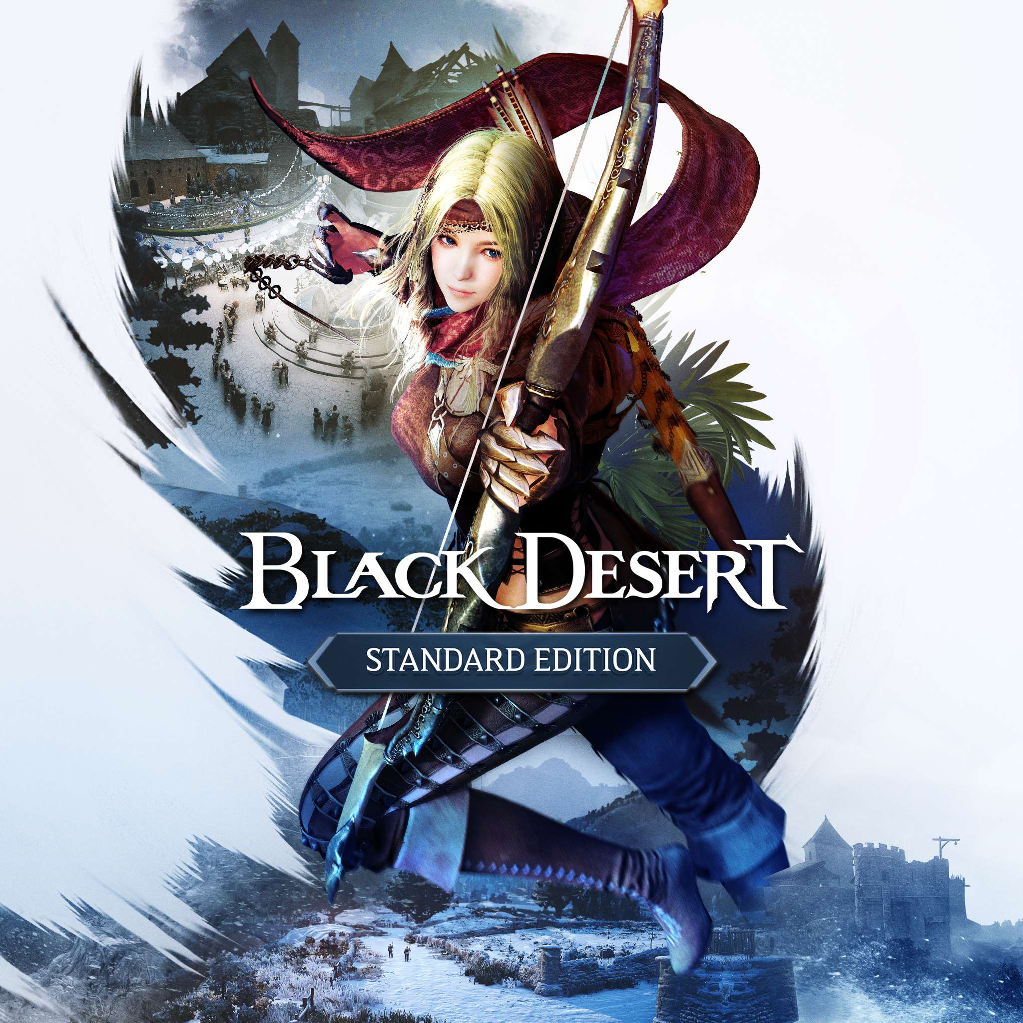 Thumbnail of Black Desert : Standard Edition on PS4