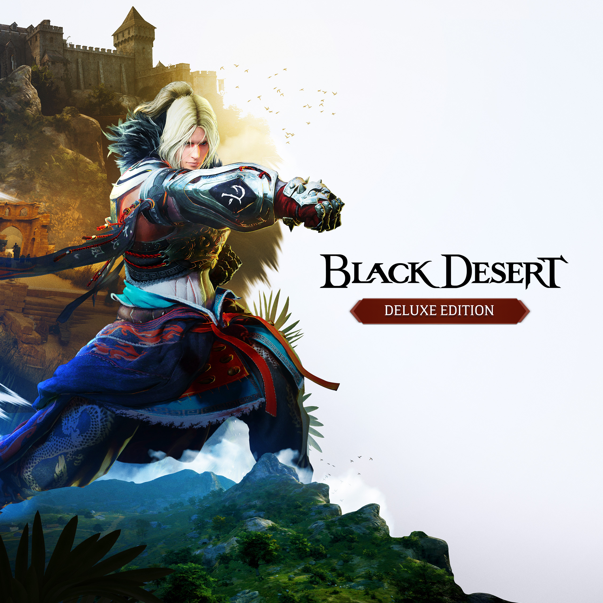 Thumbnail of Black Desert : Deluxe Edition on PS4
