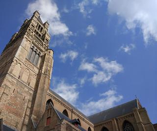 Brujas - Catedral de San Salvador