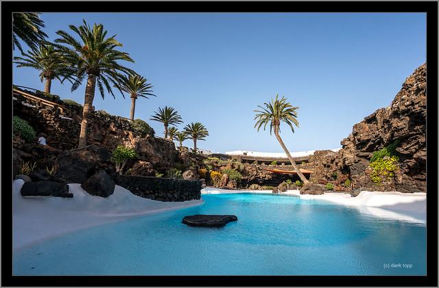 Lanzarote, Jameos del Agua
