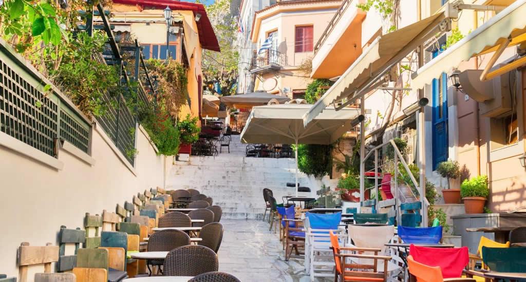 Café Melina, Athene | Mooistestedentrips.nl