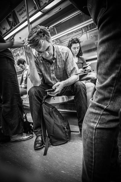 New York' subway