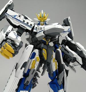MODERIOD《新幹線變形機器人》Shinkalion  N700A希望號 進昇模式 最新情報公開!