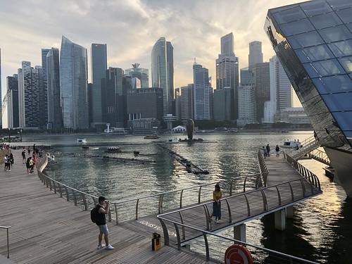 Bahía. Singapur
