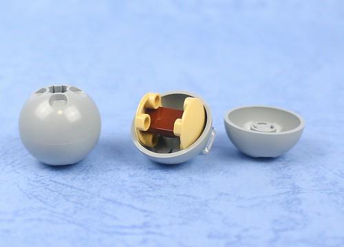 Build technic(sphere)