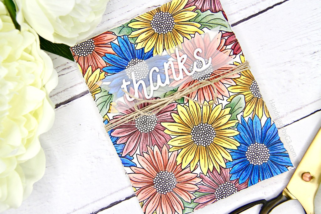 Thanks card closeup2
