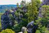 Blick auf die Felsenburg