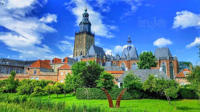 Walburgiskerk, Zutphen, Netherlands - 2937