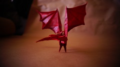 Origami Simple Dragon - a photo on Flickriver | 135x240