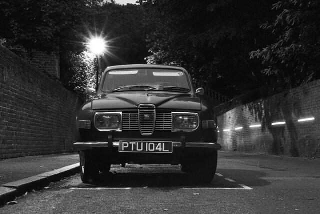 Parked in Twickenham