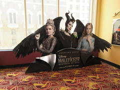 2019 Maleficent Mistress of Evil Movie Poster Standee 8100
