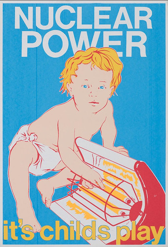 John Phillips, Nuclear Power: It's Childs Play, 1979.