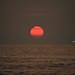 Beautiful sunset ⛅ at Someshwar beach, Mangalore