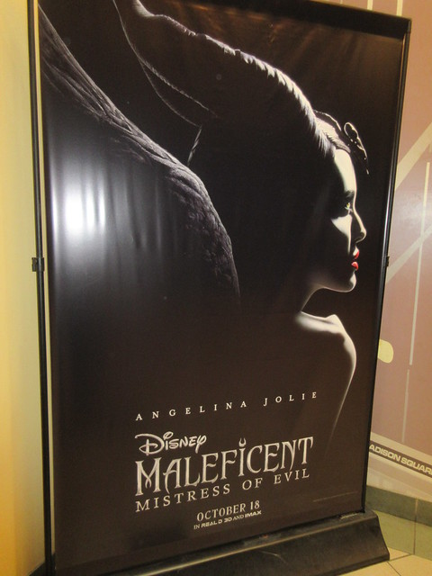 2019 Maleficent Mistress of Evil Movie Poster Standee 8132