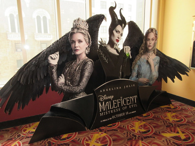 2019 Maleficent Mistress of Evil Movie Poster Standee 8089