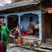 A Kathmandu Street Scene