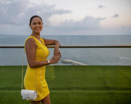 lebanon beirut model portrait beauty beautifull d850 nikon close face faces woman women girls red color sunset sunrise dusk dawn yellow dress yellowdress
