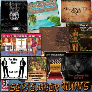 September Hunts