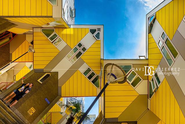Cube House - Rotterdam, Netherlands
