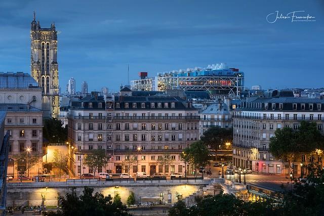 Quai de Gesvres, Paris