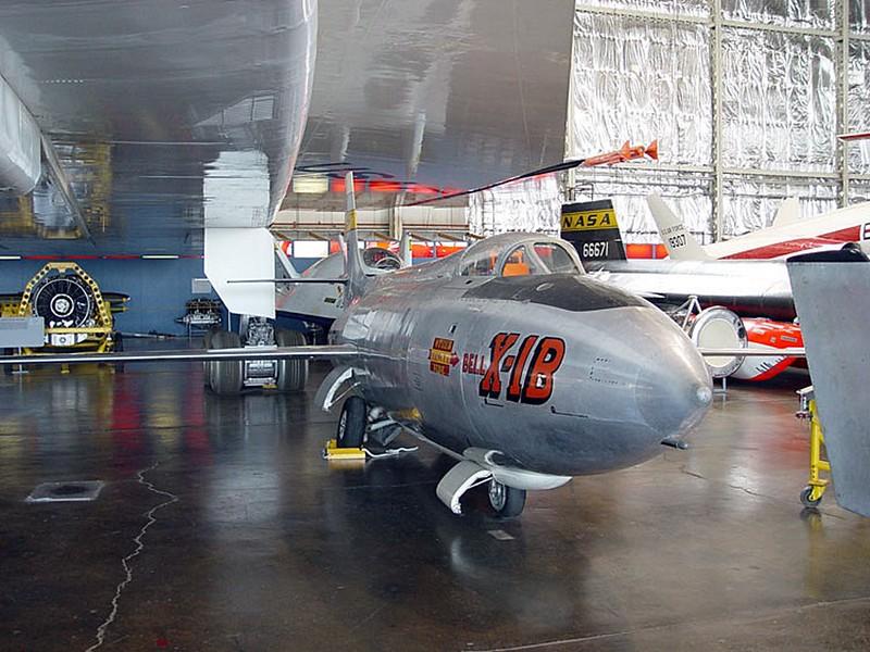Bell X-1B 00006