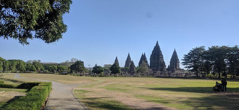 templos de Prambanan