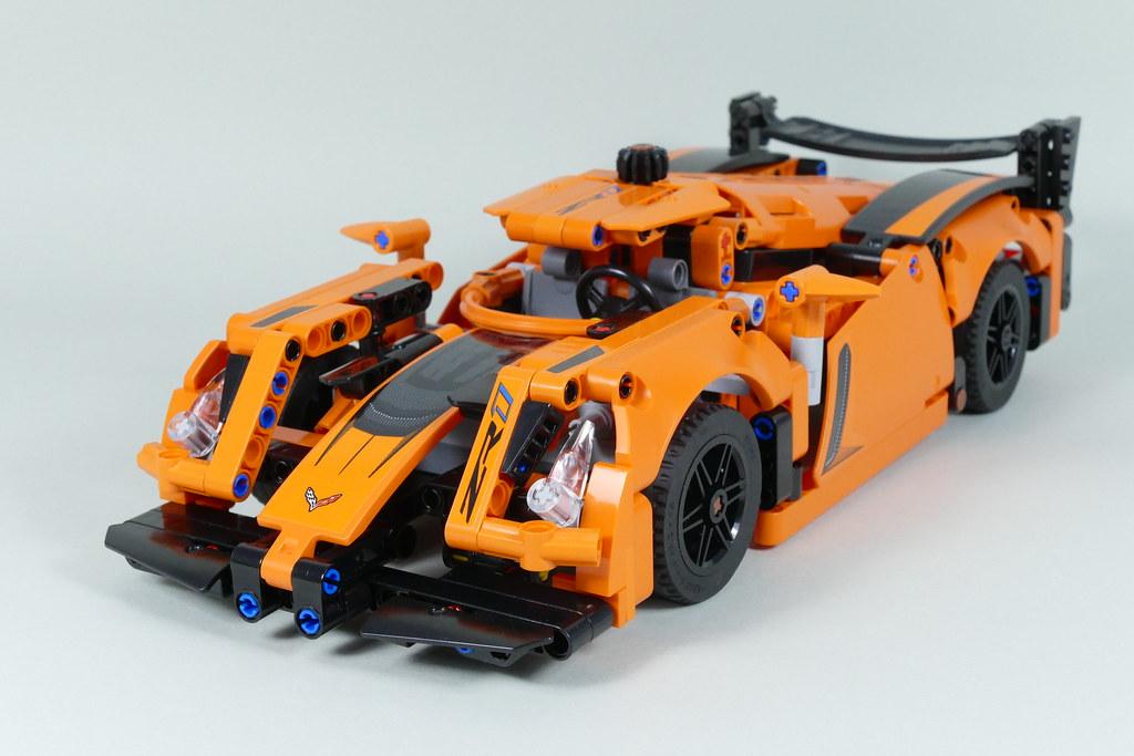 Le Mans Racer - LEGO Technic 42093 E Model