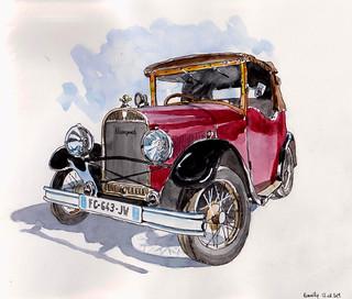 Auto Rétro Club de l'Albanais