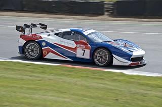 Ferrari 458 Race Car