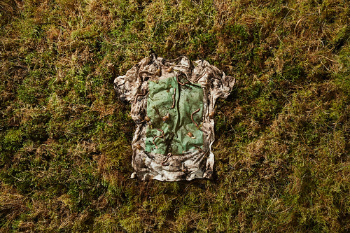 _Plant and Alage T-Shirt Biodegrade 1