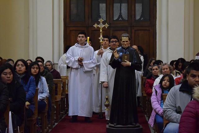 Misa Fidelidad Salesiana 2019